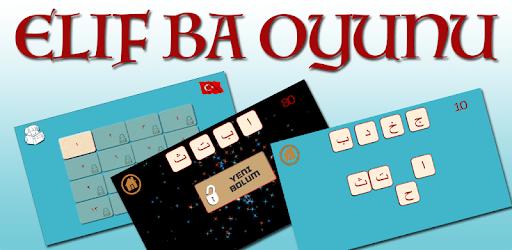 Elif Ba Oyunu apk