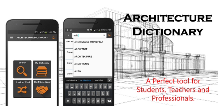Architecture Dictionary apk