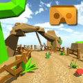 VR Run Icon