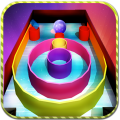 Arcade Skee Bowling Fun Ball Roller Icon