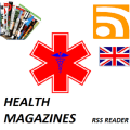 Health - Fitness Magazines RSS Icon