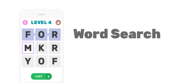 Word Search Challenge - Find Words Puzzle Game 2020 apk