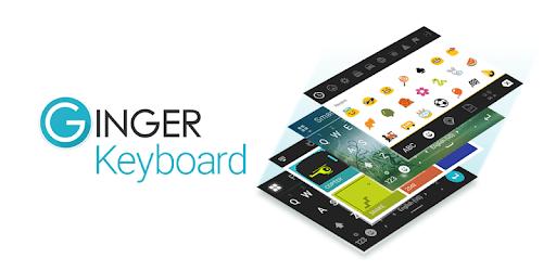 Ginger Keyboard - Emoji, GIFs, Themes & Games apk
