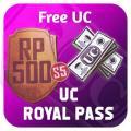 Free Royal pass, UC, BC, Win cash- Elite Season 15 Icon