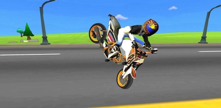 Freestyle King - Motorbike freestyle  stunt bike apk