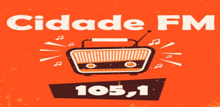 Rádio Cidade FM 105,1 apk