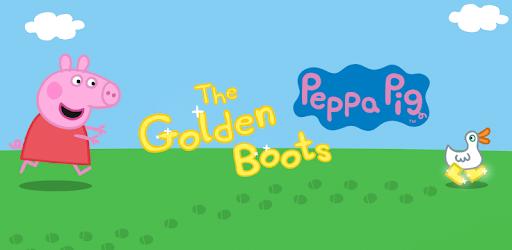 Peppa Pig: Golden Boots apk