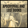 APOCRYPHAL AND LOST BOOKS Icon