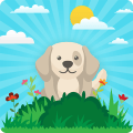 Dog Taining with Clicker, NO ADS Puppy Perfect Icon
