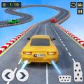 Ramp Car Stunts Racing Game - Free Car Games 2021 Icon