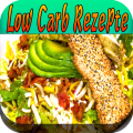 Low carb recipes fast Icon