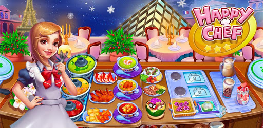 Happy Chef - Cooking Game apk