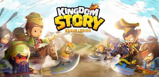 Kingdom Story: Brave Legion apk