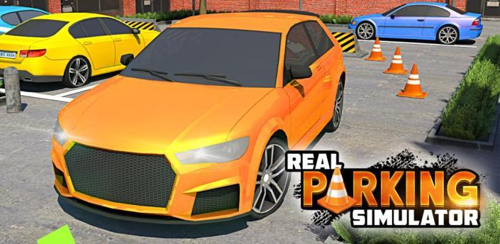 Advance Car Parking Simulator: New Offline Games apk