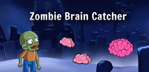 Zombie Brain Catcher - Tsunami of brains for FREE apk