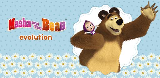 Masha and the Bear: Evolution apk