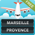 FLIGHTS Marseille Airport Icon