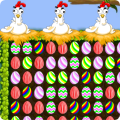 Chicken Egg Match Icon