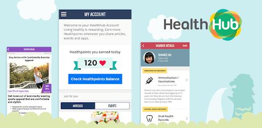 HealthHub SG apk