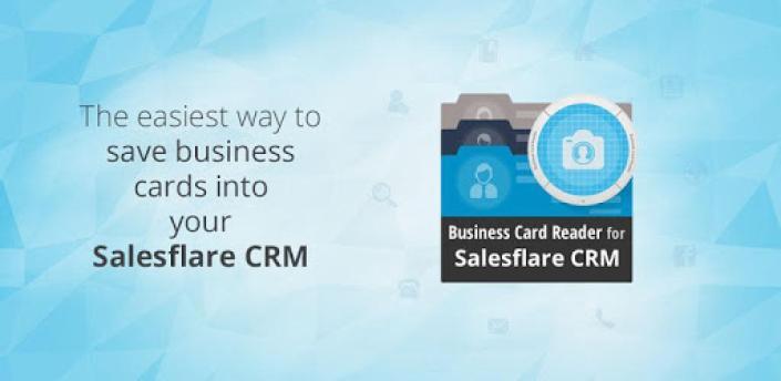 Business Card Reader for Salesflare CRM apk