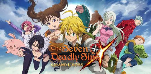The Seven Deadly Sins: Grand Cross apk