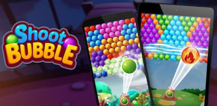 Shoot Bubble : Bunny Rescue Game apk