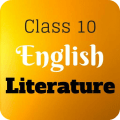 🔤Class 10 English Literature NCERT Solutions🔤 Icon