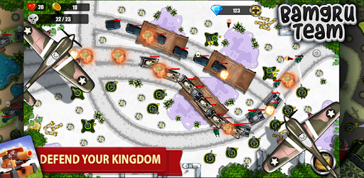 Tower defense: Zone of Strategy - TD Game apk