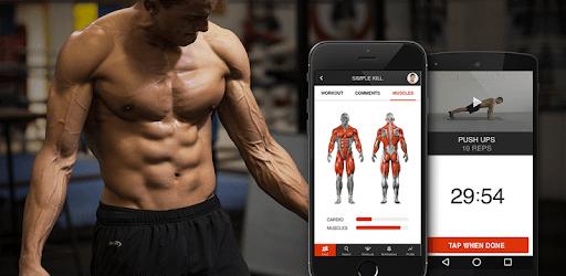 Madbarz - Bodyweight Workouts apk