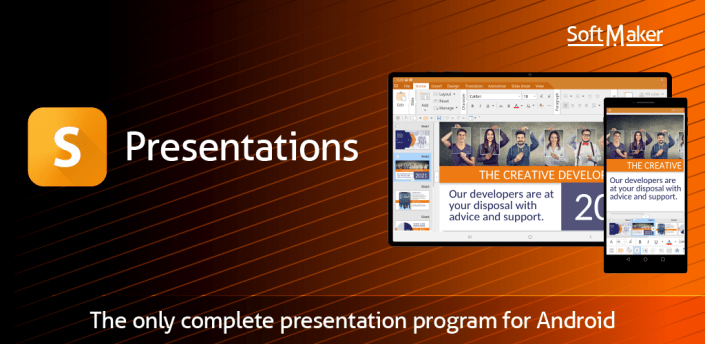 Office: Presentations (compatible with PowerPoint) apk