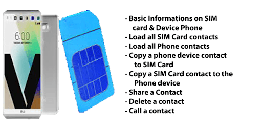 PHONE and SIM Tools apk