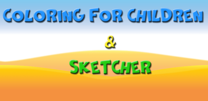 coloring for children apk