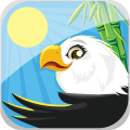 Flying Eaglet Icon