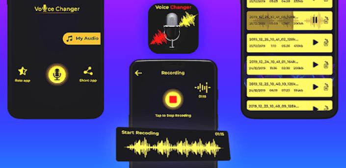 Voice Changer - Audio Dubbing Effects apk