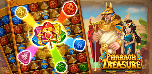 pharaoh magic treasure apk