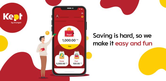 Kept – Your best saving app apk
