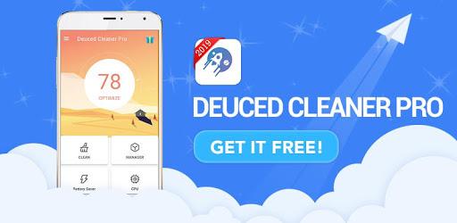 Deuced Cleaner Pro apk