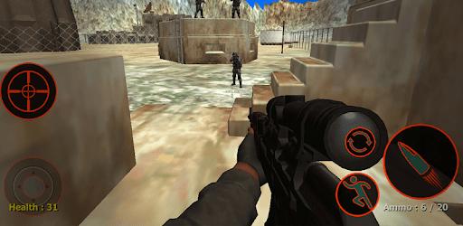Commando Adventure Missions: Real Secret 2020 apk