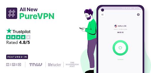 PureVPN - Secure & Best VPN for Android apk