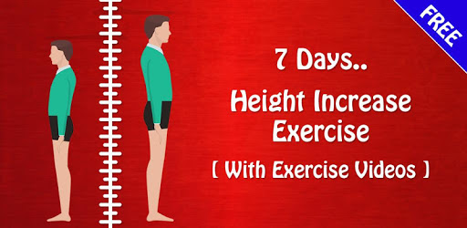 Height Increase Exercise - Height Increase Workout apk