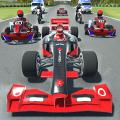 Kart vs Formula racing 2018 Icon