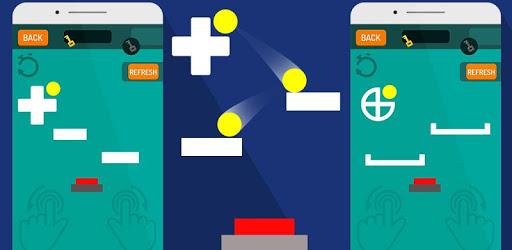 Puzzle Solver Ball Drop  :  Fun Brain Challenge apk
