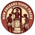 New Orleans Slave Trade Icon