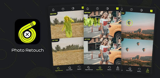 Photo Retouch - AI Remove Objects, Touch & Retouch apk