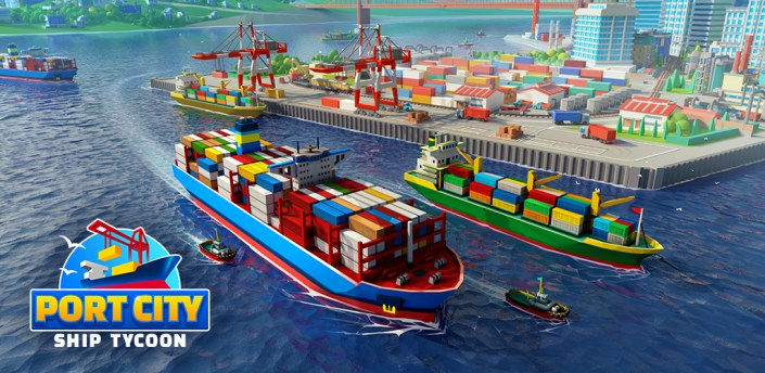 Port City: Ship Tycoon apk