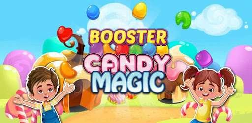 Booster Candy Magic - Sweet Match 3 Pop Game apk