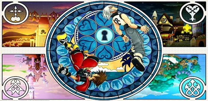 Kingdom Hearts Anime Wallpaper HR apk
