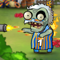 Zombie Defense - Zombie shooting games Icon