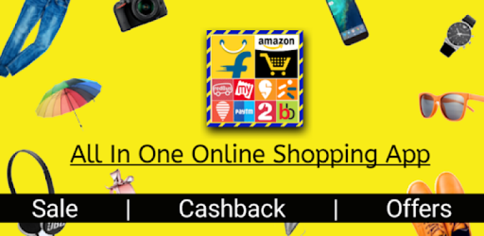 All in One Online Shopping App- All Shopping Apps apk