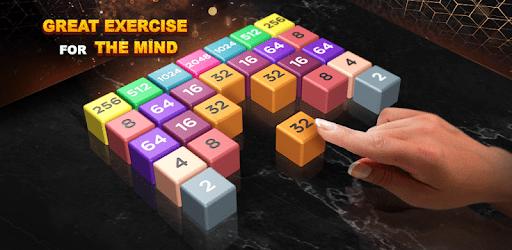 Merge Block - 2048 Puzzle apk